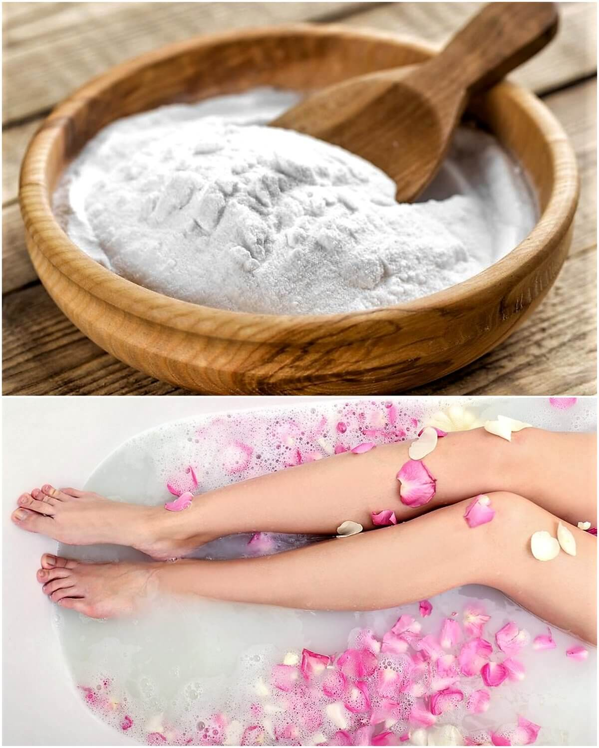 Baking Soda Exfoliate Legs Baking Soda Uses And Diy Home Remedies