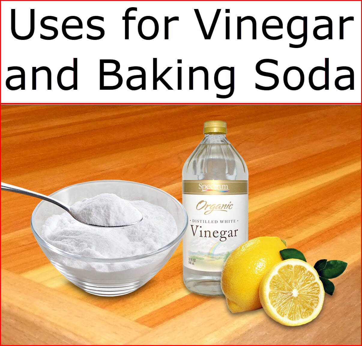 Uses For Vinegar And Baking Soda Baking Soda Uses And