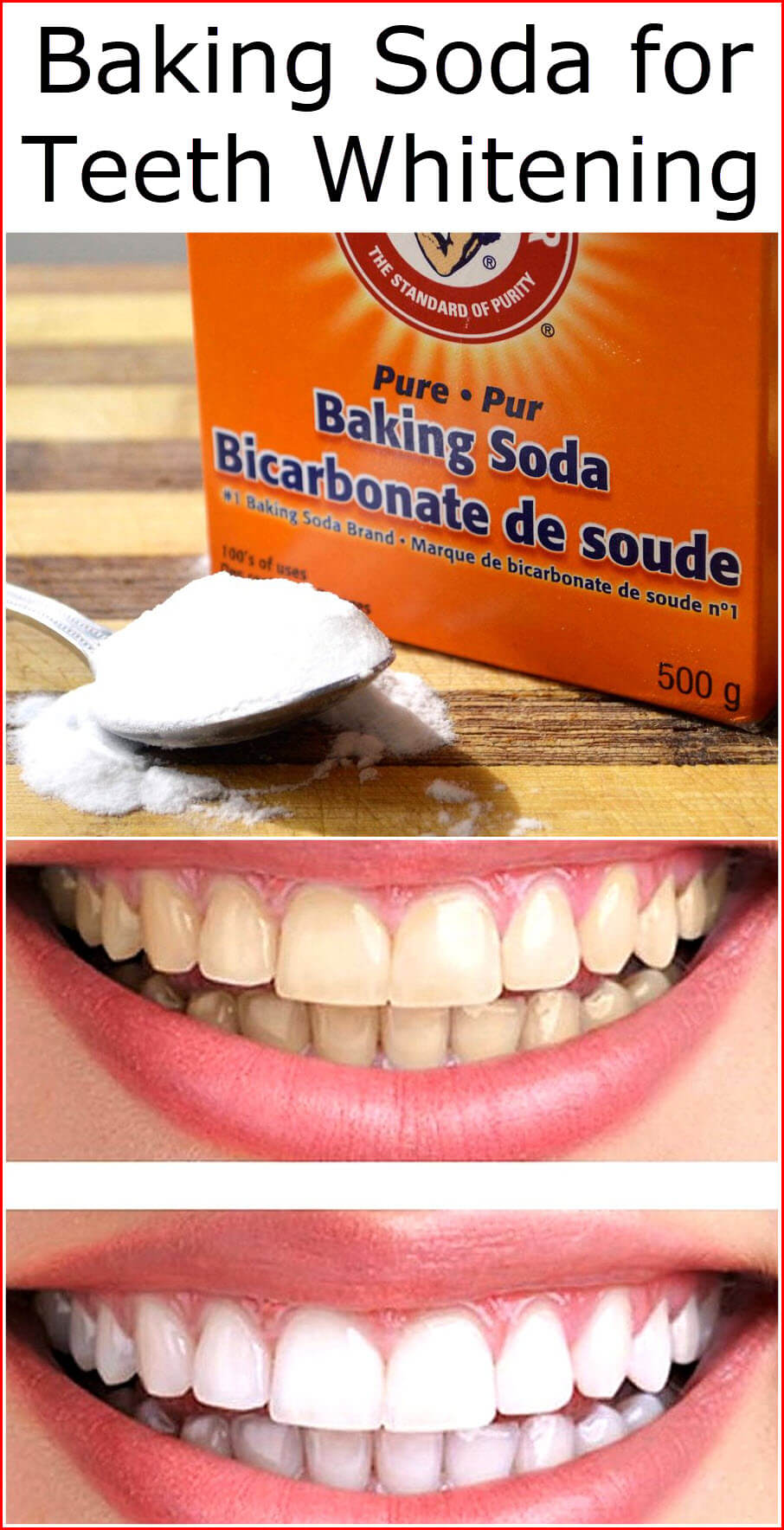 Baking Soda For Teeth Whitening Baking Soda Uses And Diy Home